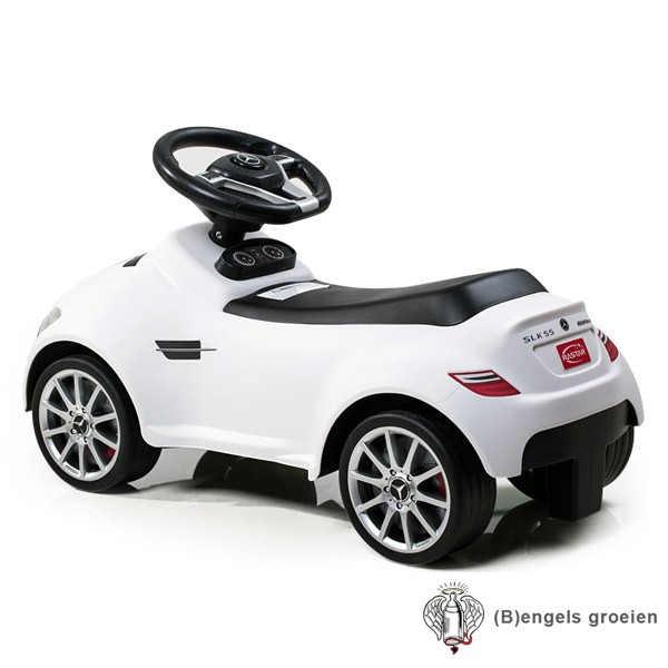Loopauto - Mercedes SLK55 AMC - Wit