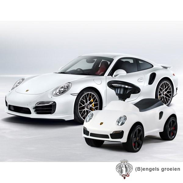 Loopauto - Porsche 911 - Rood