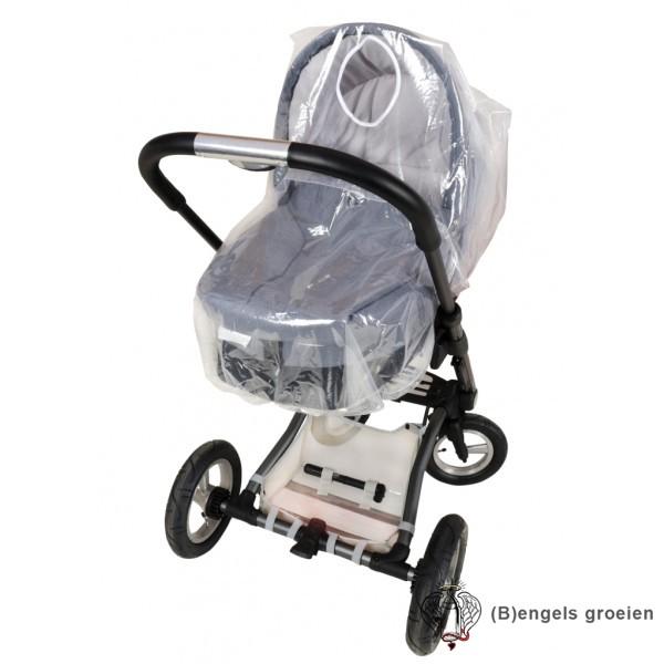 Regenhoes - Kinderwagen