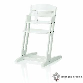 Meegroeistoel - Dan High Chair - Wit