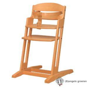 Meegroeistoel - Dan High Chair - Beuken Naturel
