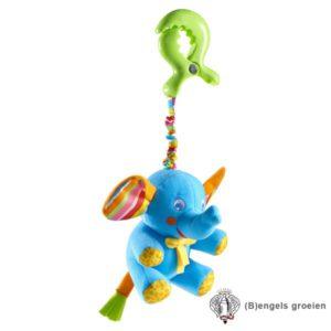 Tiny Smarts - Elephant - Blauw