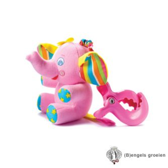 Tiny Smarts - Elephant - Roze
