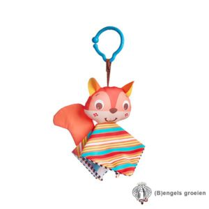 Tiny Smarts - Crinkly Squirrel
