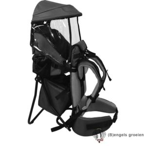 Rugdrager - Backpack Plus - Zwart