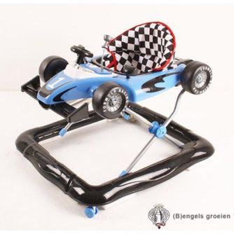 Loopstoel - Walker - Imola - Blauw