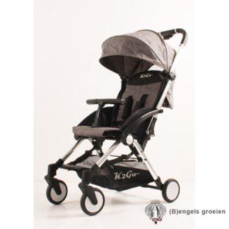 Buggy - K2 Go - Grey Linen