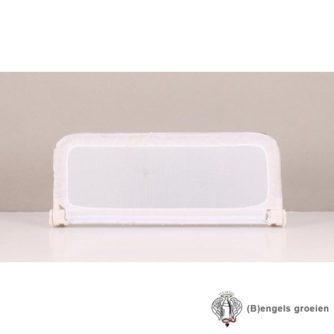 Bedrail - Bedbarriere - 100 cm - Wit