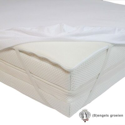Hoeslaken - Wieg - Airgosafe - Poly Absorberend