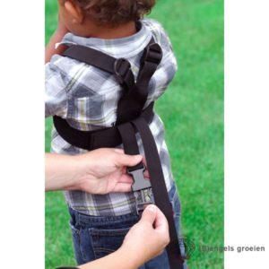 Kindertuigje - Sure Steps - Zwart