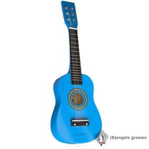 Gitaar - Blauw