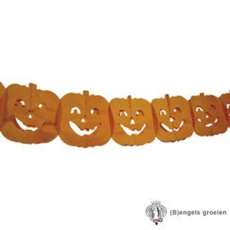 Halloween - Slinger - Pompoenen - 4 m