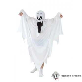 Halloween - Kinderkostuum - Spook - 7 - 9 jr
