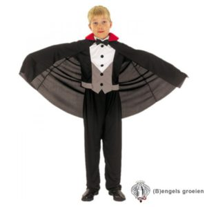 Halloween - Kinderkostuum - Dracula - 7 - 9 jr