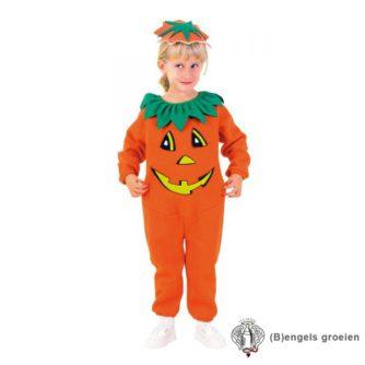 Halloween - Kinderkostuum - Pompoen - 3 - 4 jr