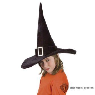 Halloween - Heksenhoed - Kind - Kendra