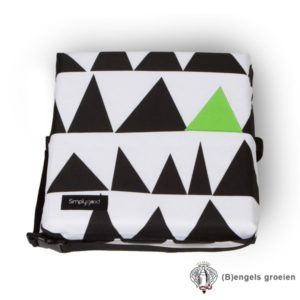 Stoelverhoger - Booster Cushion - Geo Love