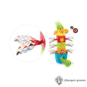 Speel- en Stapeltoren - Stack Flap Tumble
