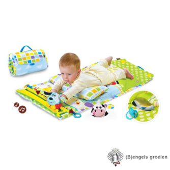 Speelkleed - Gymotion Tummy Time Playland