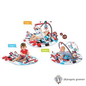 Speelkleed - Gymotion Robo Playland