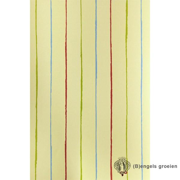 Behang - Nijntje, Woezel en Pip, Dikkie Dik - 23636