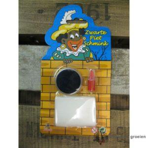 Schmink - Zwarte Piet