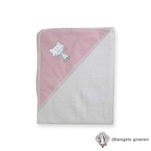 Badcape - Buurpoes - Roze