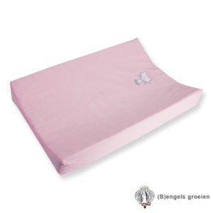 Aankleedkussenhoes - Buurpoes - Roze