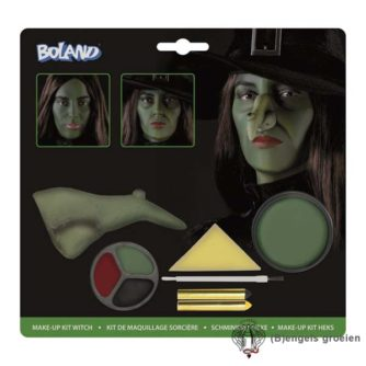 Halloween - Make-up kit - Heks