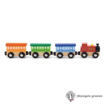 Trein Accessoireset - Stoomtrein