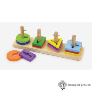 Insteekspel - Creatieve Pin Puzzel
