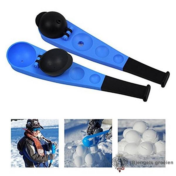 Sneeuwbaltang - Blauw