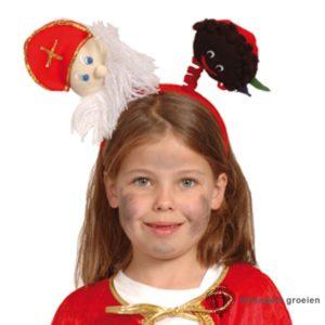 Sint en Piet - Diadeem - Haarband