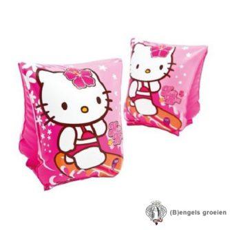 Zwembandjes - Hello Kitty