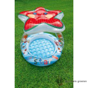 Babyzwembad - Lil' Star - Met Schaduw - 102 cm