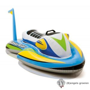 Ride-on - Opblaasbaar - Waverider