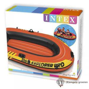 Boot - Opblaasbaar - Explorer 200