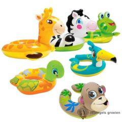 Intex – Zwemring – Opblaasbaar – Split – Dieren