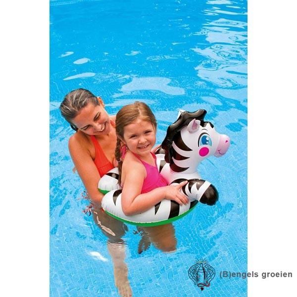Zwemring - Opblaasbaar - Split - Dieren - Aap