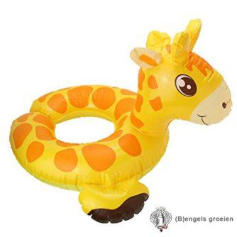 Zwemring - Opblaasbaar - Split - Dieren - Giraffe