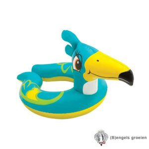 Zwemring - Opblaasbaar - Split - Dieren - Toekan