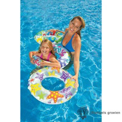 Zwemring - Lively - 51 cm - Ass