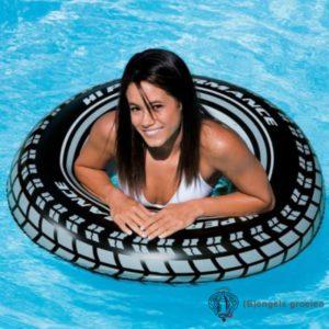 Zwemband - Opblaasbaar - Autoband