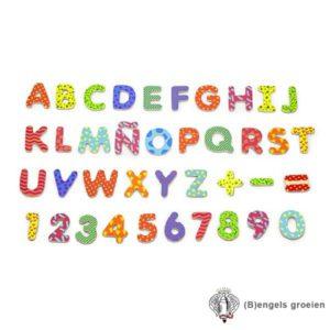 Magnetische Cijfers & Letters - 77 st