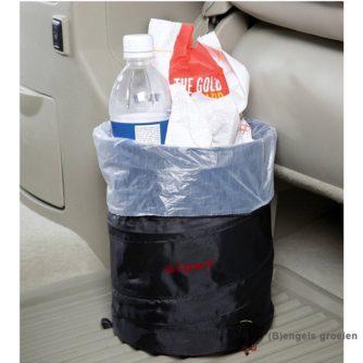Afvalbak - Pop Up Trash Bin