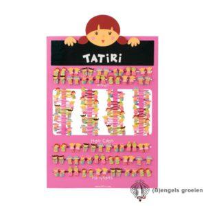Haarelastiekjes - Roze - 2 st
