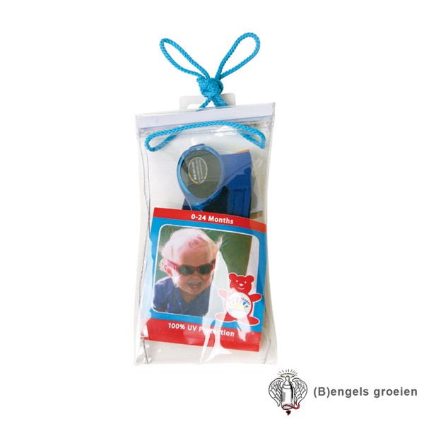 Zonnebril - UV - Marineblauw - 0 - 2 jr