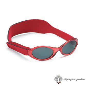 Zonnebril - UV - Rood - 0 - 2 jr
