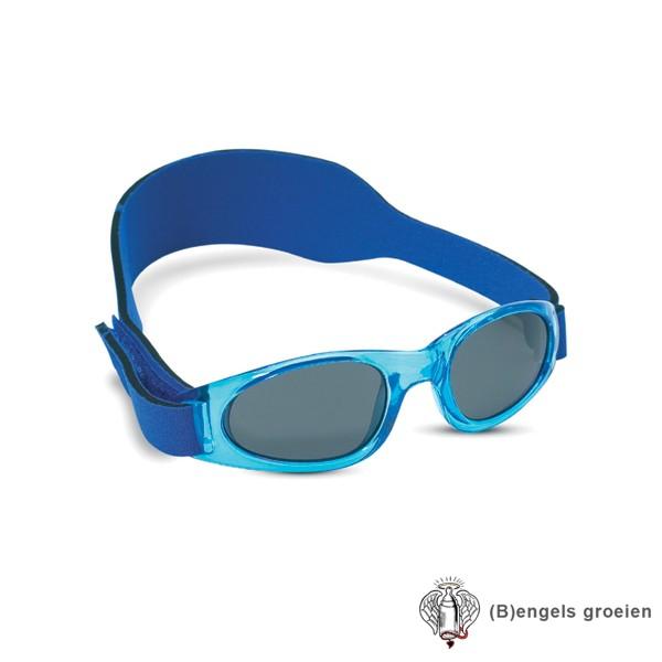 Zonnebril - UV - Helderblauw - 2 - 5 jr
