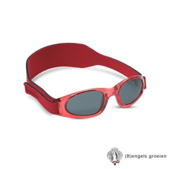 Zonnebril - UV - Rood - 2 - 5 jr
